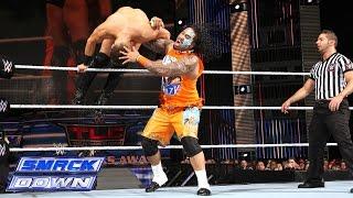 Jey Uso vs. The Miz: SmackDown, December 5, 2014