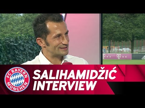 """""""I always give 100 %"""" – our new sporting director Salihamidžić gives his first interview🎙🎥"""