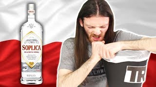 Irish People Try Polish Alcohol