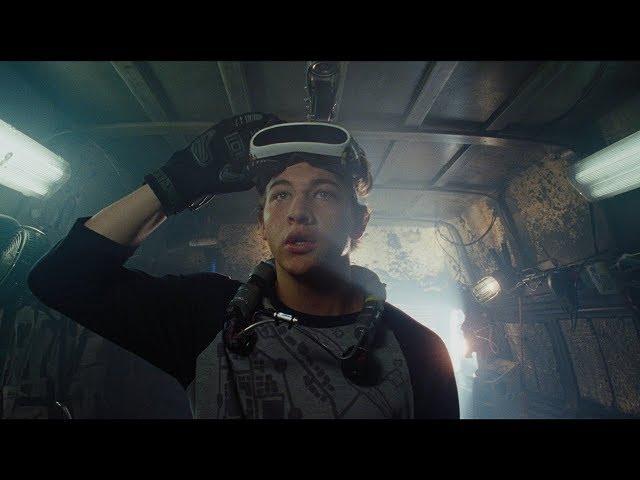 READY PLAYER ONE - Official Trailer 1
