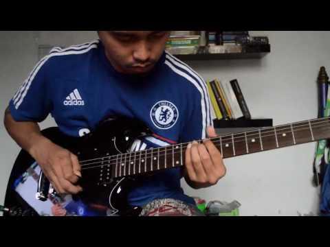 guitar cover - seringai (mengadili persepsi)