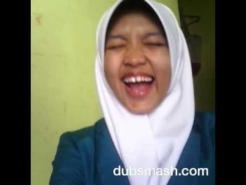 Suara ketawa Masha