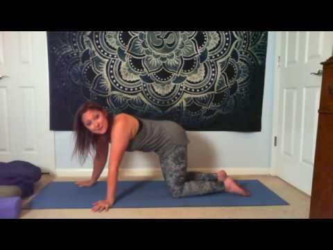 gentle restorative yoga anapanasati  youtube