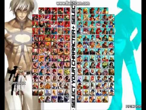 The King Of Fighters Anthology - M.U.G.E.N Edition by Duracelleur