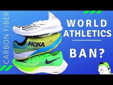world-athletics-rules-on-carbon-fiber-plate-running-shoes-|-nike-next%,-alphafly,-hoka-carbon-x...