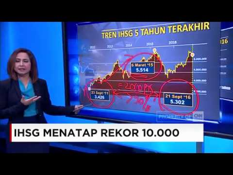 IHSG Menatap Rekor 10.000 Mp3