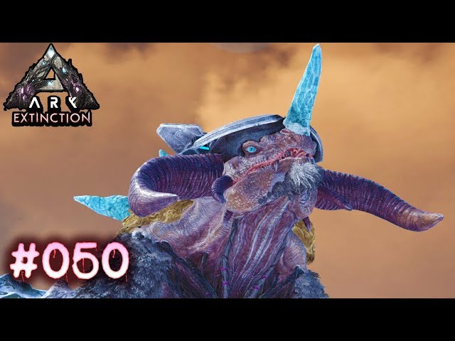 ARK Extinction #050 Ice Titan Solo Tamen | Deutsch