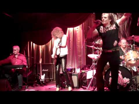 Hot Rocks Band - Painted Black Ruby Tuesday - Viper-Alley