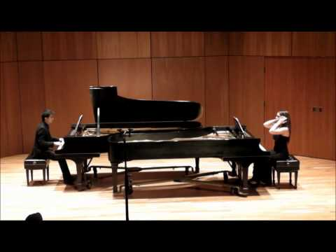 Dmitri Shostakovich Suite for Two Pianos, Op.6