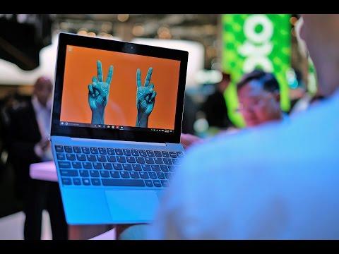 Lenovo MIIX 320: 2-in-1 Windows con LTE | MWC 2017