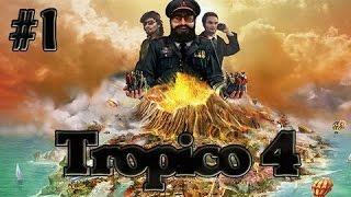Tropico 4 | Gameplay | AfroLider | Capitulo 1