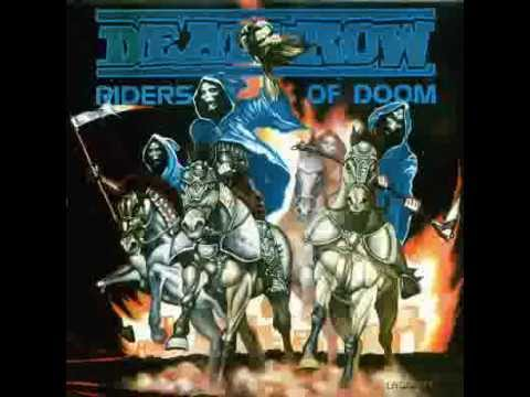 Deathrow - Satan's Gift (Riders of Doom) (full album) 1986