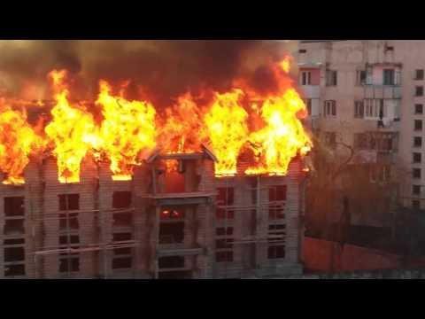 Смотреть Пожар в Феодосии Разгарание Смотреть всем!!! онлайн