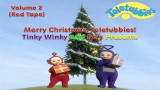 Merry Christmas, Teletubbies! - Volume 2: Tinky Winky and Po