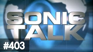 Sonic TALK 403 -  Recording Drums and Beyond