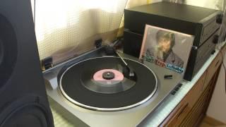 家にあるレコードを聞いてみた。 今思うと歌うまっ!