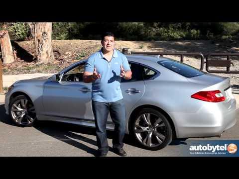 2012 Infiniti M37 Luxury Car Review
