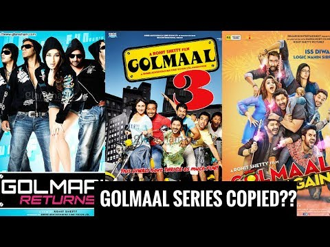 GOLMAAL series copied?? || Rohit Shetty gets Inspired by Marathi Films || EP 29
