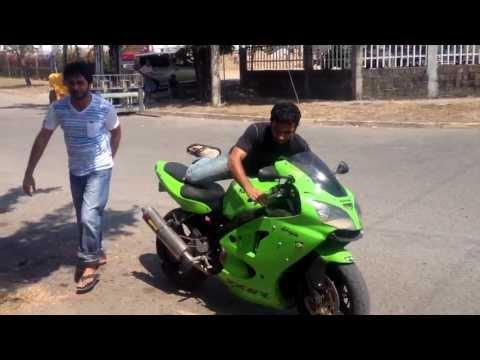 Kawasaki Heavy Bike 450cc