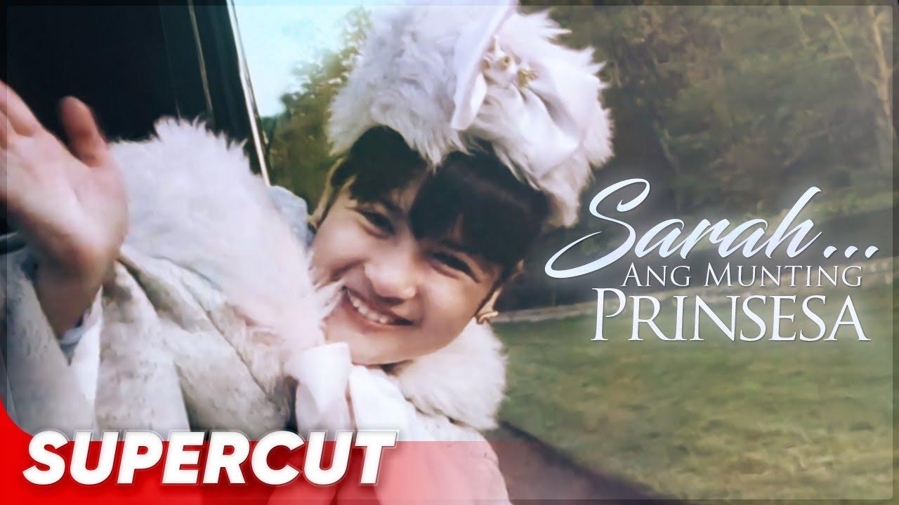 Sarah Ang Munting Prinsesa Official Trailer Camille Prats Sarah Ang Munting Prinsesa Youtube