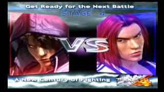 Tekken 4 - Time Attack - Jin thumbnail