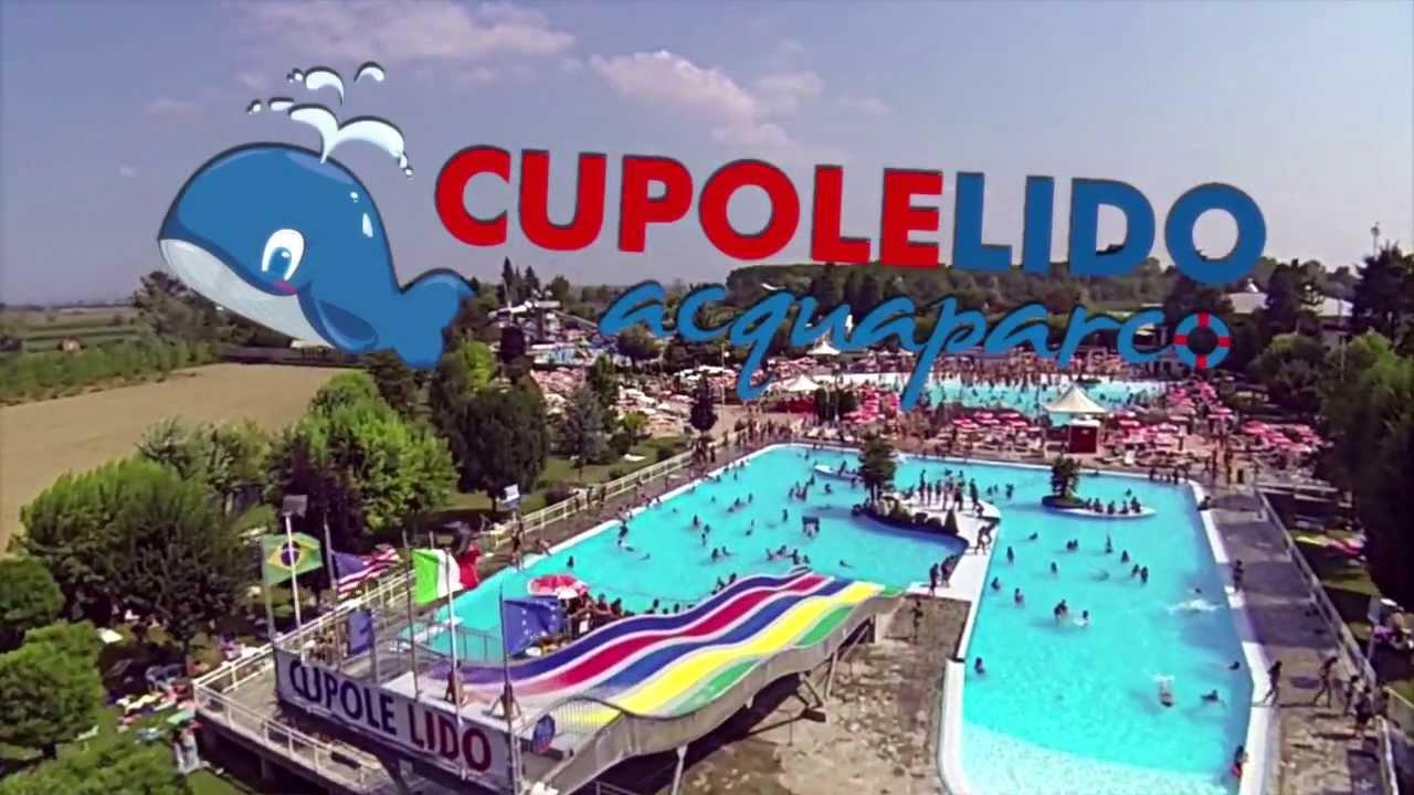 Cupole Lido il Parco Acquatico in Piemonte  Estate 2018