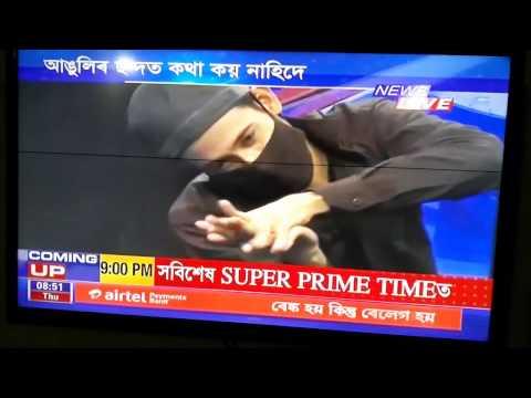 Nahid Ahmed | Indian first Finger Tatting Dancer | Dhubri,Assam | Masti Buzz