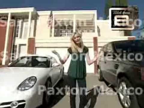 Sara Paxton MTV Cribs (2007)