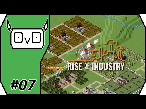 Rise of Industry: Logistics Career | Part 07 | WE HAVE CHOCOLATE CAKE (Alpha 4 Gameplay, Let's play)