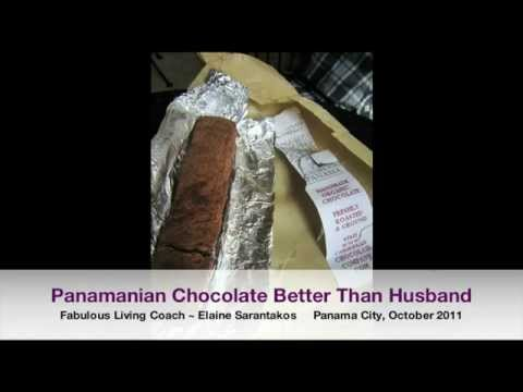 Panamanian Chocolate Better Than Husband