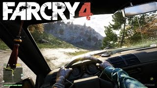 FAR CRY 4│Max Settings 1080p│Driving around