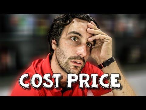 Cost Price - Bored Ep 78 - VLDL (Last item in stock)