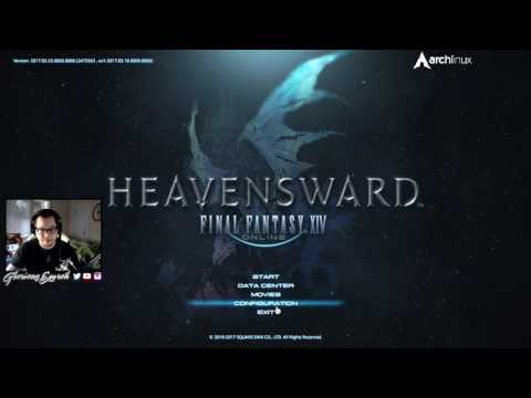 GloriousEggroll's Blog » FFXIV + Arch Linux + wine-staging 2 4 works