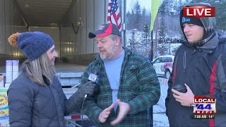 17th annual Stuff A Truck Event: Interview with TJ Michaels & Randy Lee