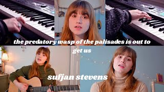 The Predatory Wasp of the Palisades Is Out to Get Us - Sufjan Stevens (Cover)