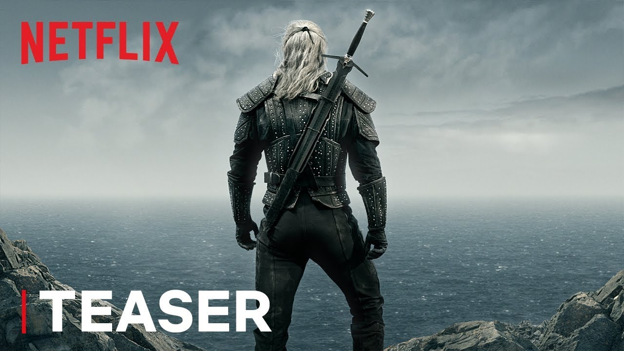 The Witcher | Official Teaser | Netflix thumbnail