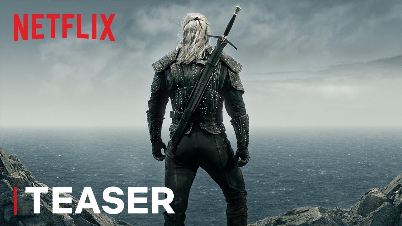 Henry Cavill in eerste teaser van The Witcher op Netflix België