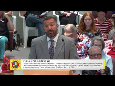 Oceanside City Council Meeting May 3, 2017 Part 2