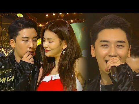 《Comeback Special》 SEUNGRI(승리) - 셋 셀테니(1, 2, 3!) @인기가요 Inkigayo 20180722