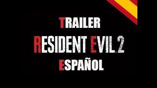 RESIDENT EVIL 2 - TRAILER ESPAÑOL E3 2018