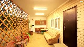 Комфортные домики под ключ для отдыха в Кучугурах на Азовском море
