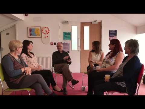 Information video about Online Support Groups