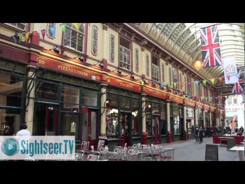 Music Video locations in London - The Killers, The Verve, Erasure, REM, Yes, Coldplay