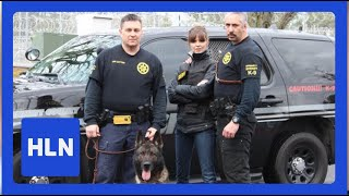 Cops And Their K9 Partners Hit The Streets