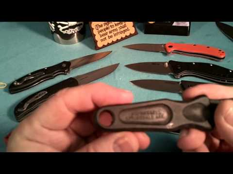Kershaw knives: Made in the USA or in China?