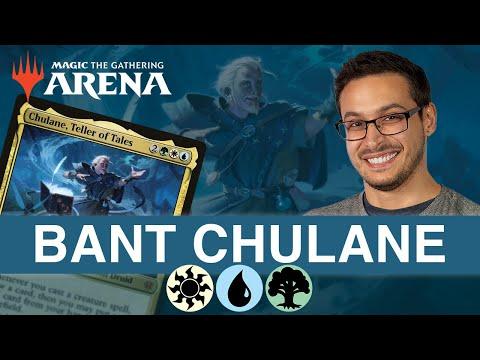 MTG Arena: Bant Chulane With Ali Aintrazi