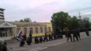 ВДВ в Новороссийске 26.04.2014