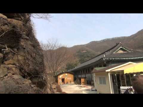 South Korea Trip Journal (03/01/12, Part 2, An Ancient Korean Temple Continued)