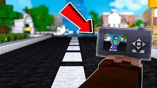 GÖRÜNMEZ ADAMI GÖSTEREN ÖZEL KAMERA! 😱 - Minecraft