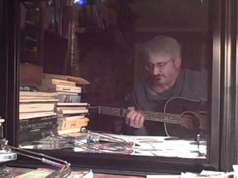 Happy - cover of Keith Richards / Rolling Stones song P Galanides solo acoustic guitar